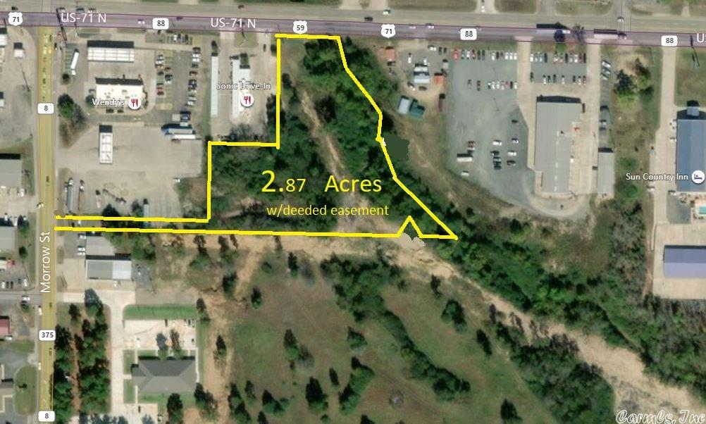 Farm/Ranch/Land for sale – 999  Morrow St.   Mena, AR