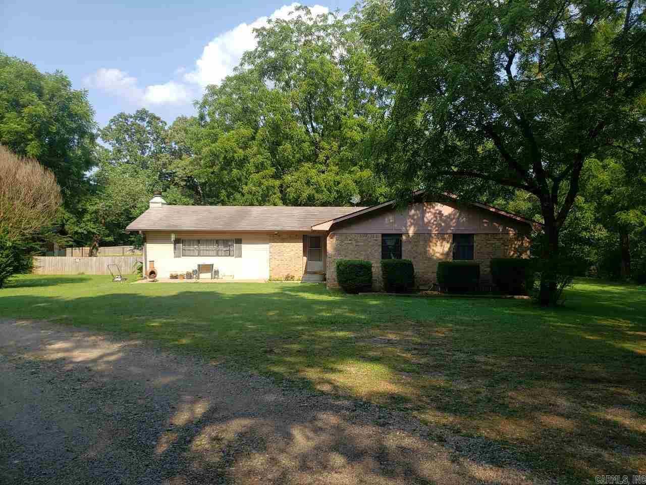 Residential for sale – 191  Polk Road 61   Mena, AR