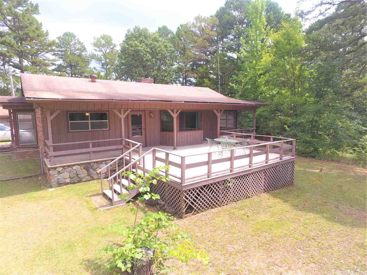 Residential for sale – 363  Polk Road 687   Mena, AR