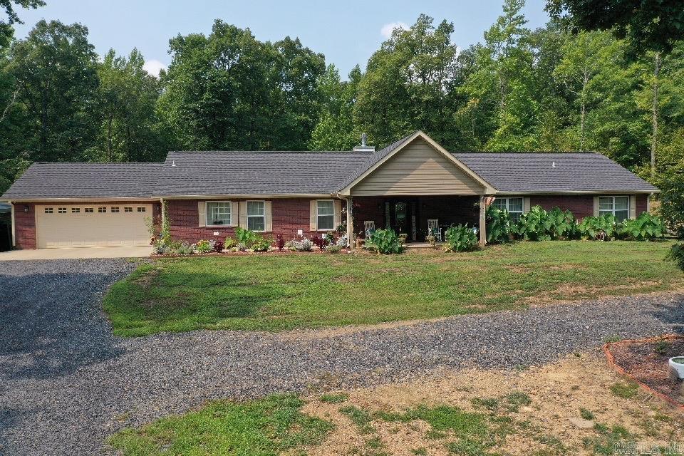 Residential for sale – 128  Polk Road 402   Mena, AR
