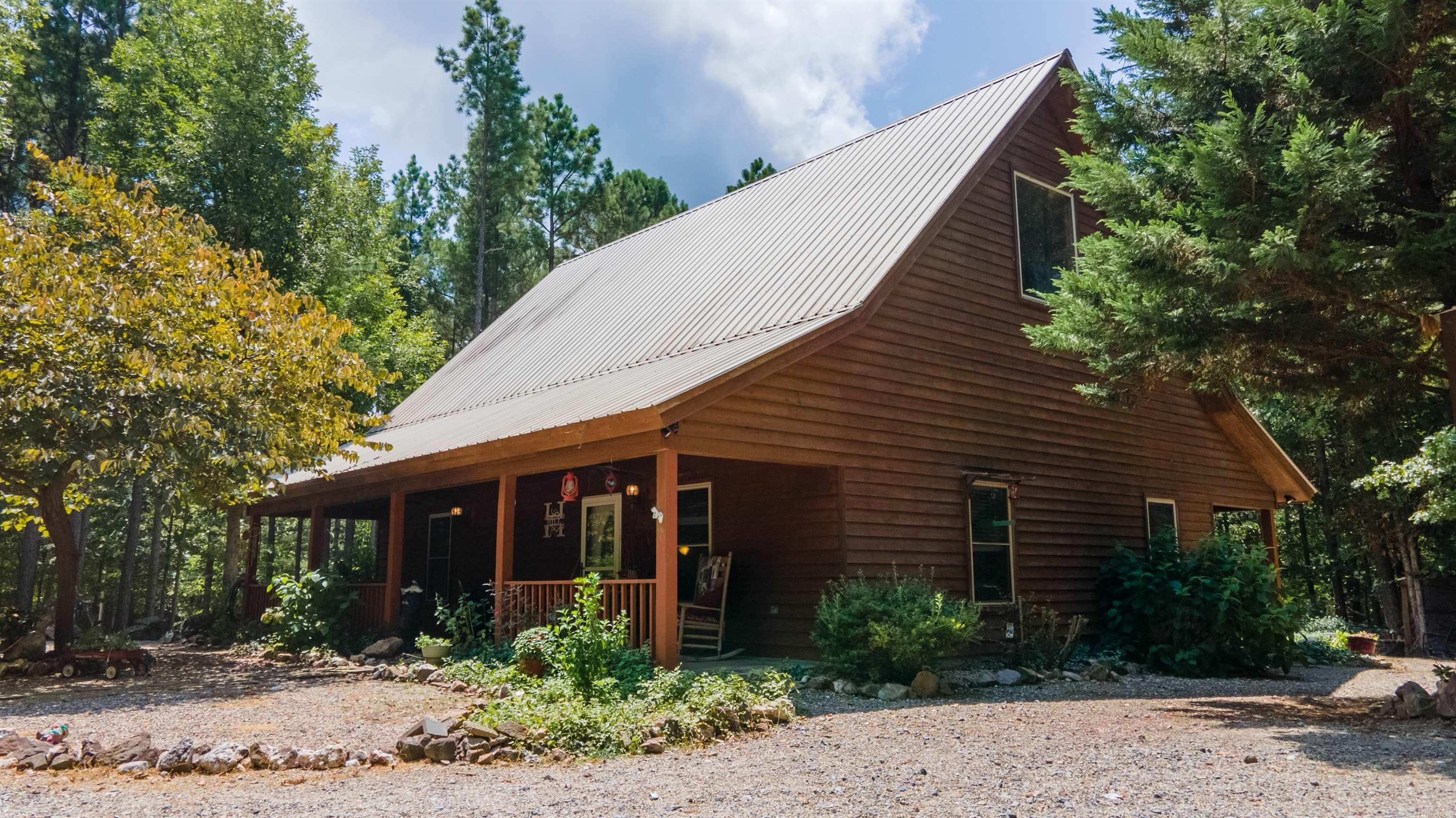 Residential for sale – 89  Woodland Springs   Mount Ida, AR